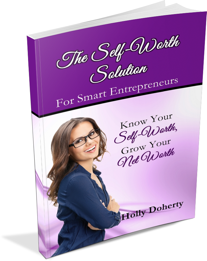 self worth solution improve your self-esteem